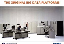 Big Iron, Meet Big Data: Liberating Mainframe Data with Hadoop and Spark