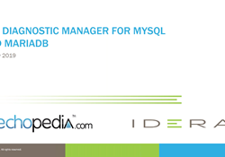 Gain Insights into the Health and Performance of Your Applications Running on MySQL and MariaDB