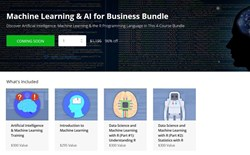 Techopedia Deals: Machine Learning & AI for Business Bundle