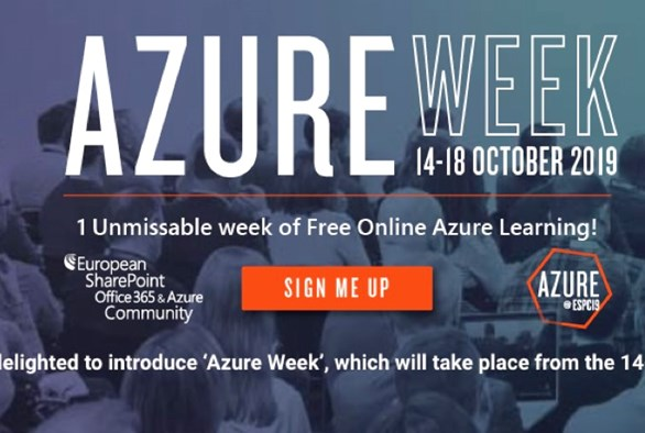 Azure Week: Key Learnings and Deep Expertise From the Azure Experts