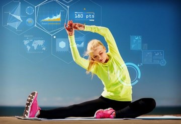 How IoT Data Analytics & Personal Fitness Devices Can Keep You Healthier