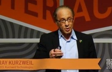 Video: Ray Kurzweil on 'Exponential' Tech Advancement