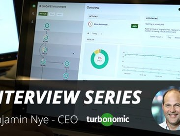 Autonomic Systems and Elevating Humans from Being Middleware: Q&A with Ben Nye, CEO of Turbonomic
