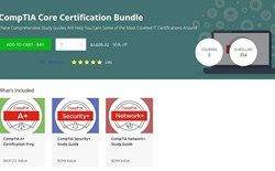 Techopedia Deals: CompTIA Core Certification Bundle