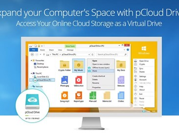 Techopedia Deals: pCloud Premium Cloud Storage