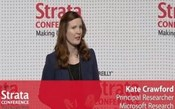 Video: Kate Crawford of Microsoft on Big Data Vs. Data With Depth