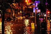 Hurricane Sandy: Why I Spent It at Barnes and Noble