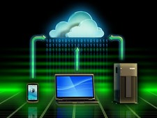 What is the difference between cloud computing and grid computing?