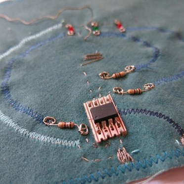 E-Textiles: Will Your Clothes Be Smarter Than You?