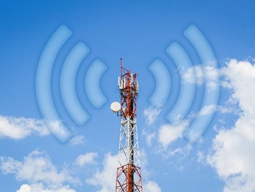 What kinds of devices can interfere with wireless signals?