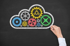 What is intelligent cloud and what factors are driving its growth?