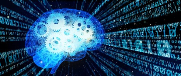 Artificial Intelligence machine learning deep learning artificial neural networks concept