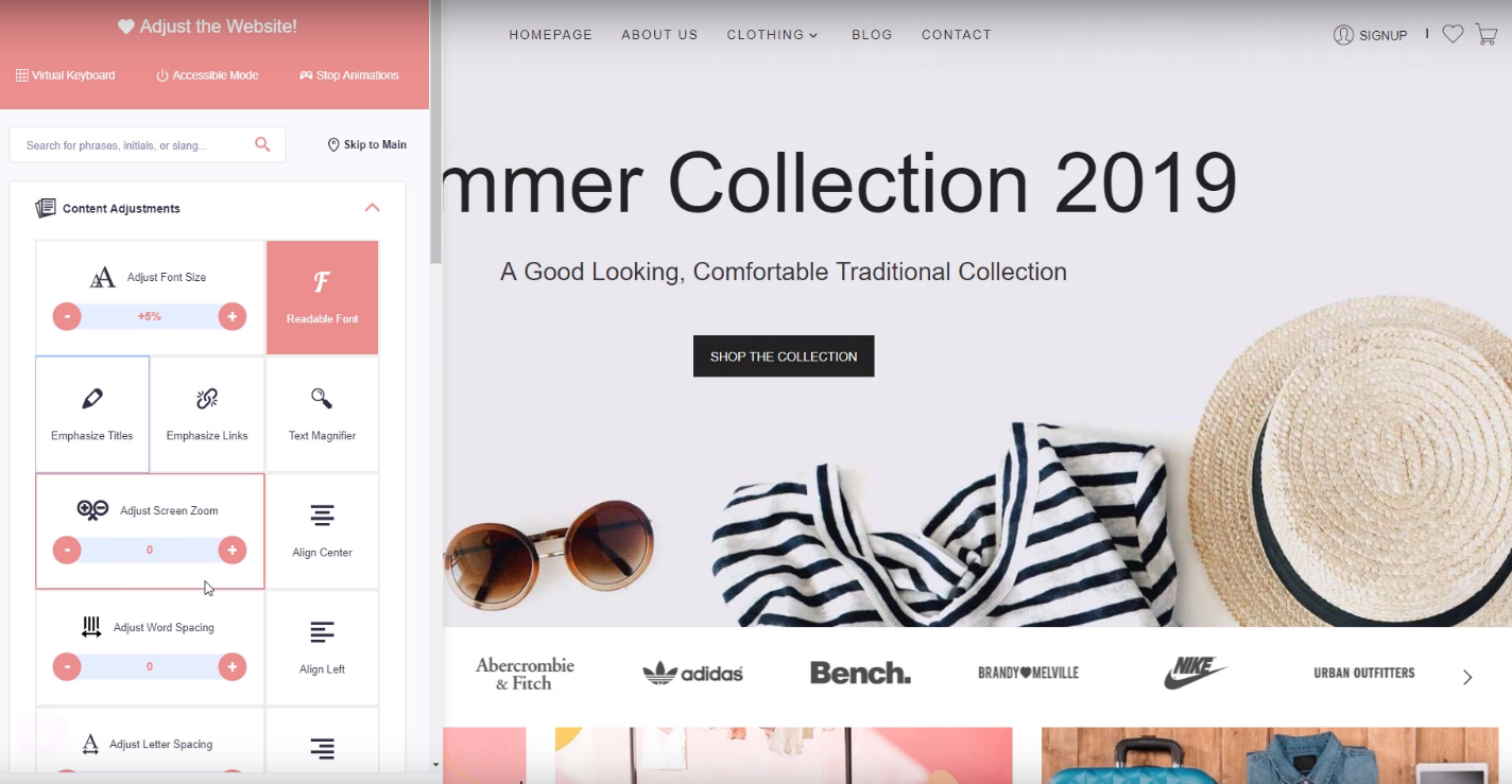 Visual customization and image recognition