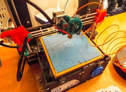 A Different Way Of Looking at the Impact of 3-D Printing