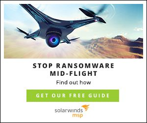 Stop Ransomware Mid-Flight