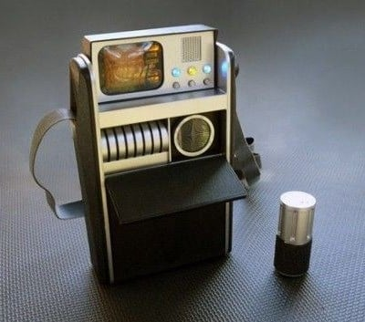 Star Trek Science Tricorder from The Original Series