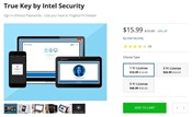 Techopedia Deals: True Key by Intel Security