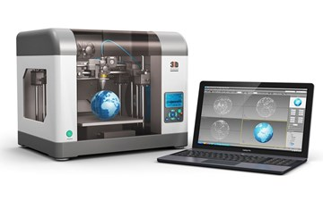 3-D Printing: History, Overview and Future Perspectives