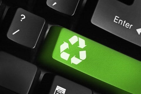 Recycling Old Tech - It's the Law