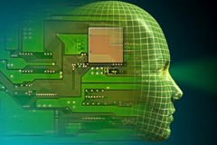 How did Moore's law contribute to the current AI revolution?
