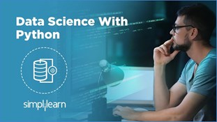 Data Science with Python Simplilearn