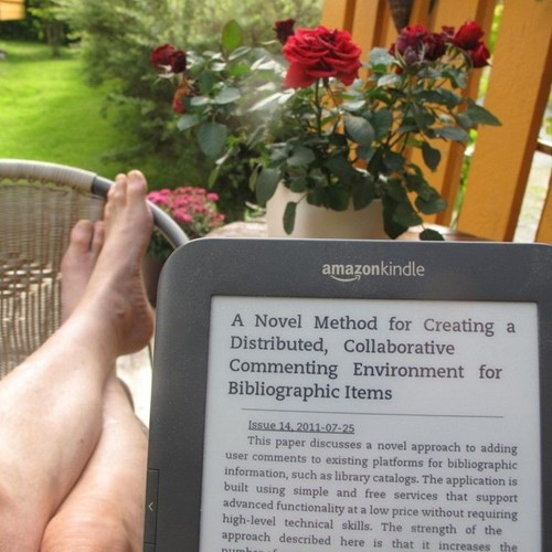 E-Books: What They Mean for Writers, Readers and the Written Word