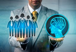 How is AI technology going to affect the workplace in the near future?