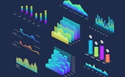 Why is data visualization useful for machine learning algorithms?