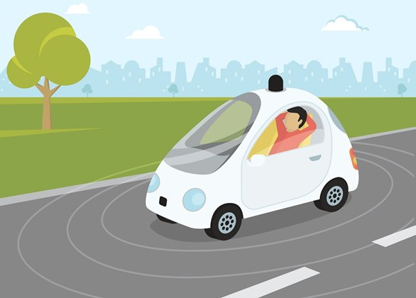 Driverless Cars: Levels of Autonomy