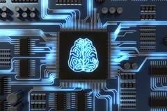 How is a finite state machine used in artificial intelligence?