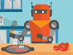 Could AI provide us with tastier food than human cooks?