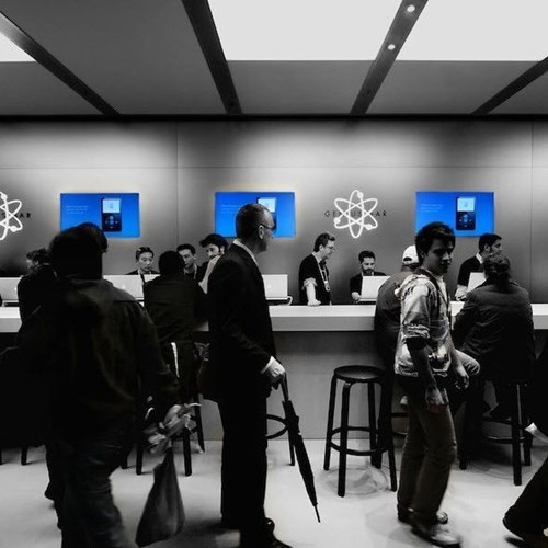Genius Bars: The Apple Store Comes to Enterprise Computing