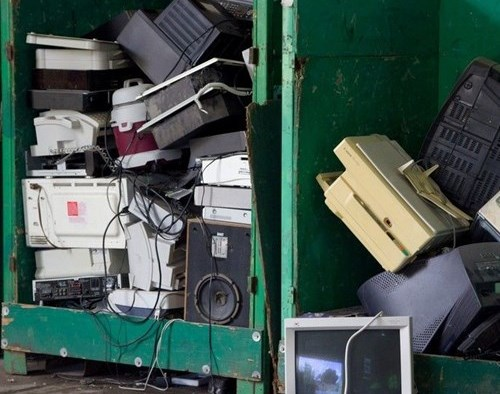 INFOGRAPHIC: What Happens to Electronic Waste?