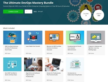 Techopedia Deals: Ultimate DevOps Mastery Bundle