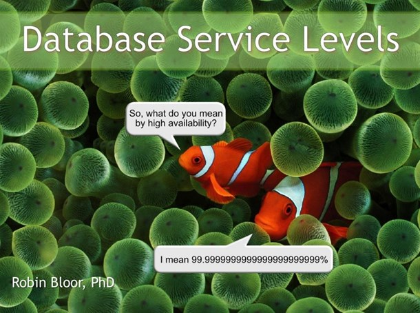 Protect Your Database: High Availability for High Demand Data