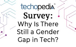 Survey: Why Is There Still a Gender Gap in Tech?