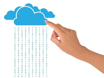 How does dynamic allocation in the cloud save companies money?