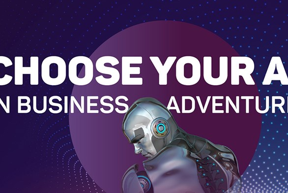 INFOGRAPHIC: Choose Your AI in Business Adventure