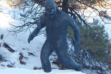 Big Data, Bigfoot, UFOs and the Loch Ness Monster