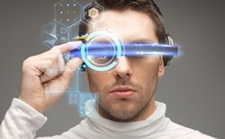 What's the difference between augmented reality and virtual reality?