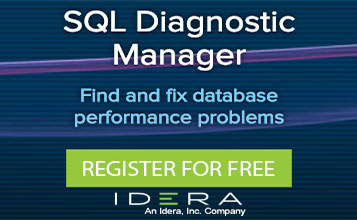 FREE WEBINAR | How to Continuously Monitor and Analyze MySQL and MariaDB with IDERA's SQL Diagnostic Manager