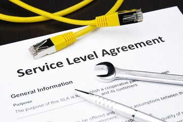What You Should Know About Service-Level Agreements
