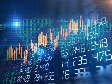 How can new machine learning capabilities enable the mining of stock documents for financial data?