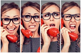 How might machine learning tools evaluating emotion help with call center problems?