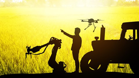 Most people don't associate cutting-edge technology with agriculture, but that is changing with the help of new developments in artificial...