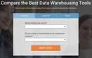 Data Warehousing Product Selection Tool