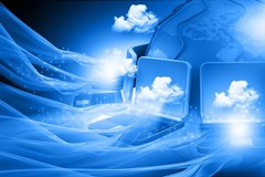 What are the benefits of converged infrastructure in cloud computing?