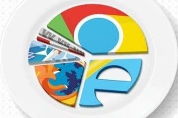 INFOGRAPHIC: Who's Winning the Browser War?
