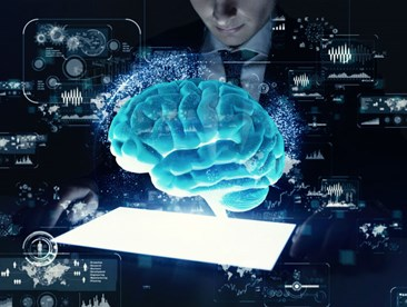 What is 'precision and recall' in machine learning?