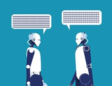 What is the difference between speech to text and chatbots?
